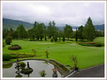 There are many opportunities to play golf in Bali.
